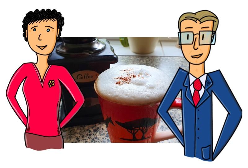 Guter Kaffee, guter Verein