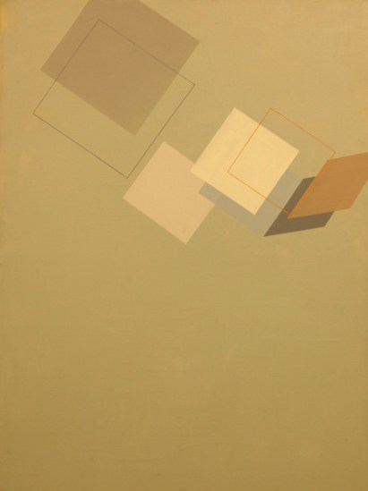 """Simultaneity 77-360"" - Suh Seung-Won (1977) - Courtesy Galerie Perrotin Paris © Photo Éric Simon"