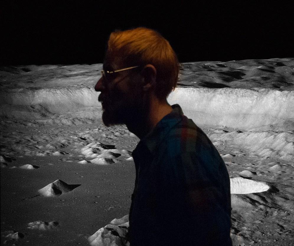 Matthew and the Antoniadi Crater