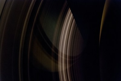 Saturn over Saturn (Reflections)