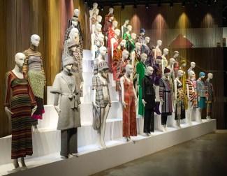 The garments of Missoni