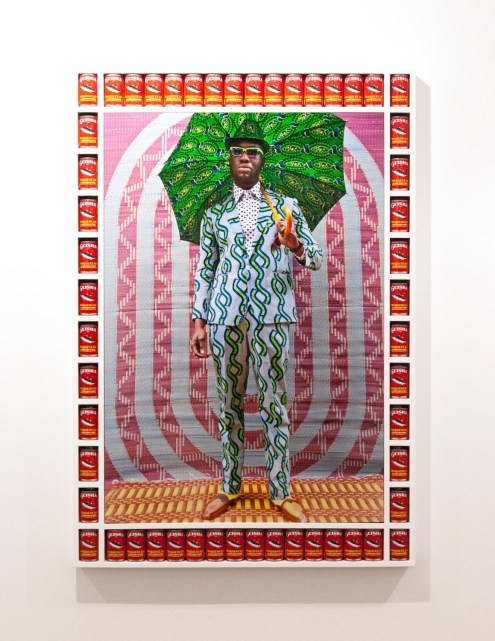 Afrikan Boy, Hassan Hajjaj, 2012