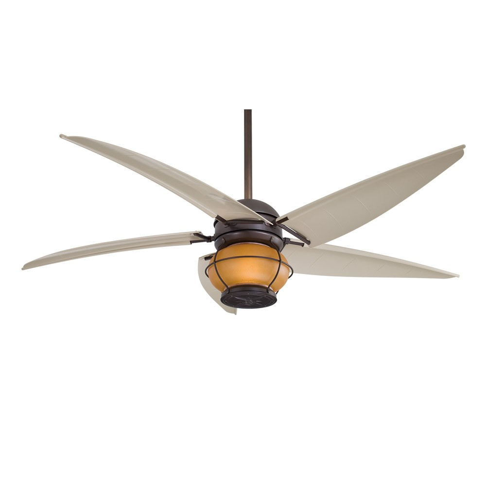 "Minka Aire Magellan F579lorb 60"" Outdoor Ceiling Fan"