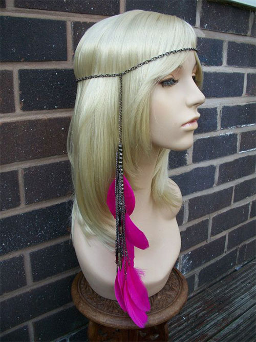 12 Modern Head Chain Pieces For Girls Amp Women 2014