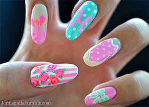 latest nail art trends 2014 ivoiregion