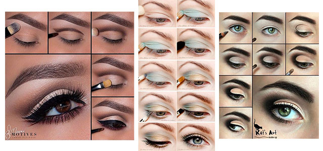 18 Easy Fall Autumn Make Up Tutorials For Beginners