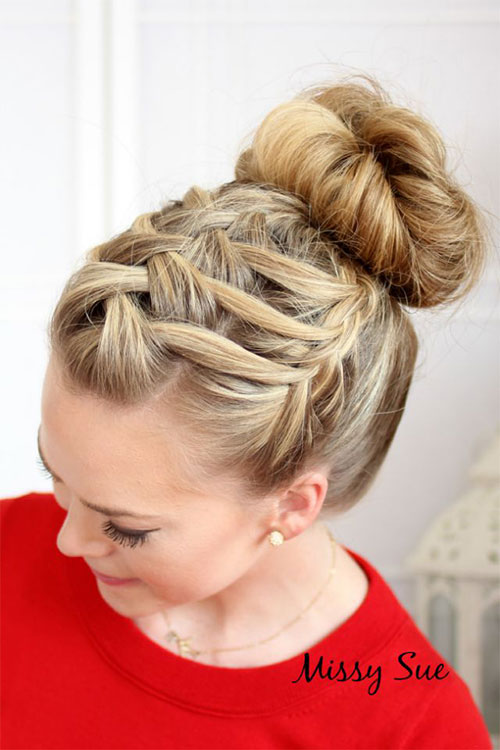 15 Best Winter Hairstyle Looks Ideas Trends Amp Styles For