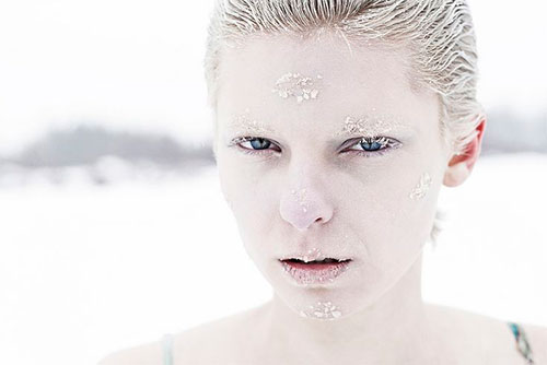 15 Winter Snow  Ice Queen Make Up Looks Ideas  Trends 2015  Modern Fashion Blog