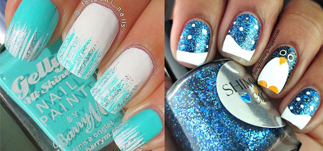 20 Winter Nail Art Designs Ideas Trends Stickers