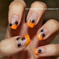 100+ Halloween Nail Art Designs, Ideas, Trends & Stickers ...