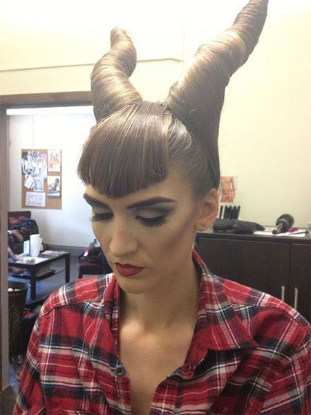 20 Crazy Amp Scary Halloween Hairstyle Ideas For Kids