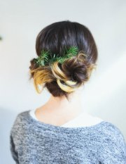christmas party hairstyle ideas