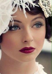 inspiring winter wedding makeup