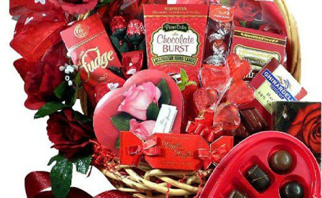 15 Valentine S Day Gift Basket Ideas For Husbands Or Wife