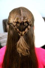 valentine's day hairstyle ideas
