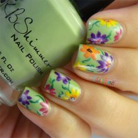25+ Best Spring Nail Art Designs, Ideas & Stickers 2016 ...