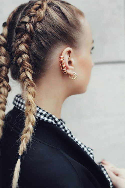 18 Boxer Braid Style For Women 2016  Modern Fashion Blog