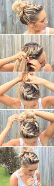 step summer hairstyle