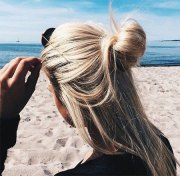 latest summer beach hairstyles