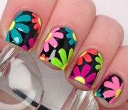 summer nail art design