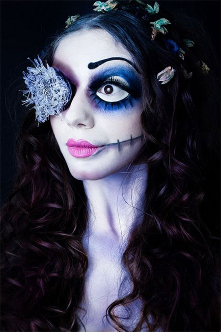 Corpse Bride Makeup Games Makeupview Co