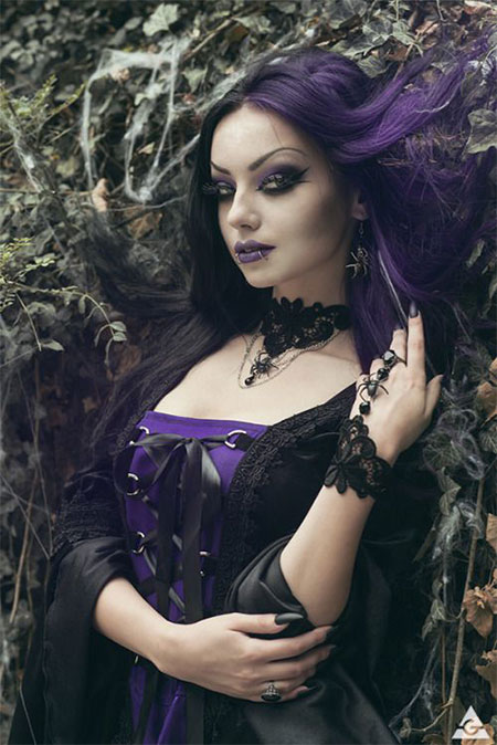 15 Witch Halloween Make Up Looks Amp Ideas 2016 Modern