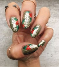20+ Best Christmas Nail Art Designs & Ideas 2016 | Xmas ...