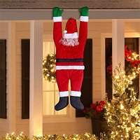 25+ Cheap, Unique Christmas Indoor & Outdoor Decorations ...