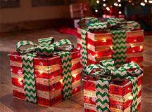 25+ Cheap, Unique Christmas Indoor & Outdoor Decorations ...