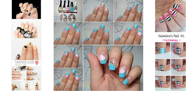 Decorate Your Nails Like Never Before Use Rhinestones On To Make A Greater Feel Out Of It You Can Always Play With Pinks And Whites In