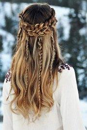 winter hairstyles short