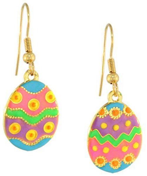 12+ Easter Egg & Bunny Earrings 2017