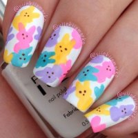 30+ Easter Nail Art Designs & Ideas 2017 | Modern Fashion Blog