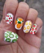 summer nails art design