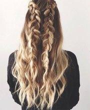 amazing summer hairstyle braids