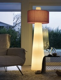 Modern And Trendy Floor Lamps For Living Rooms