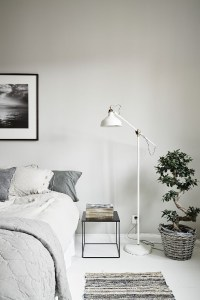 10 harmonious bedroom ideas with floor lamps that youll ...