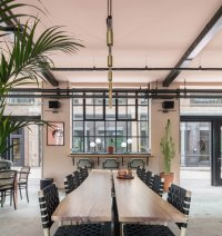 Office Space Design With Creative Inspiration In East London