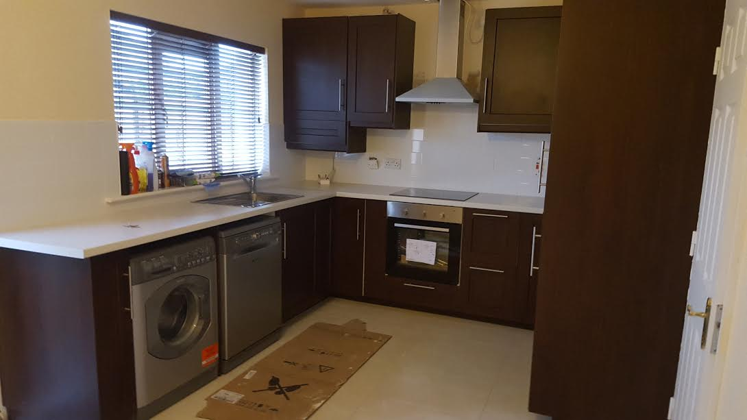 how to renovate a kitchen decor for new fitted tyrellstown - dublin ...