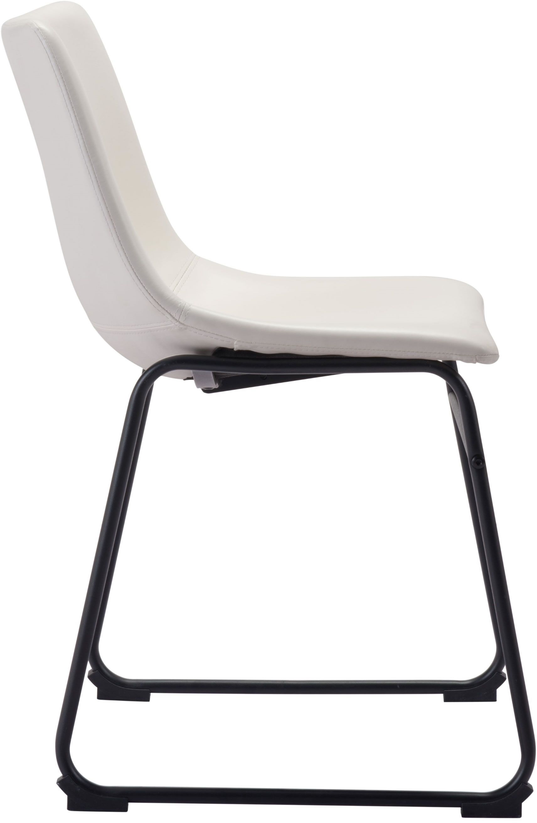 Distressed White Dining Chairs Madison Street Riley Dining Chair Distressed White