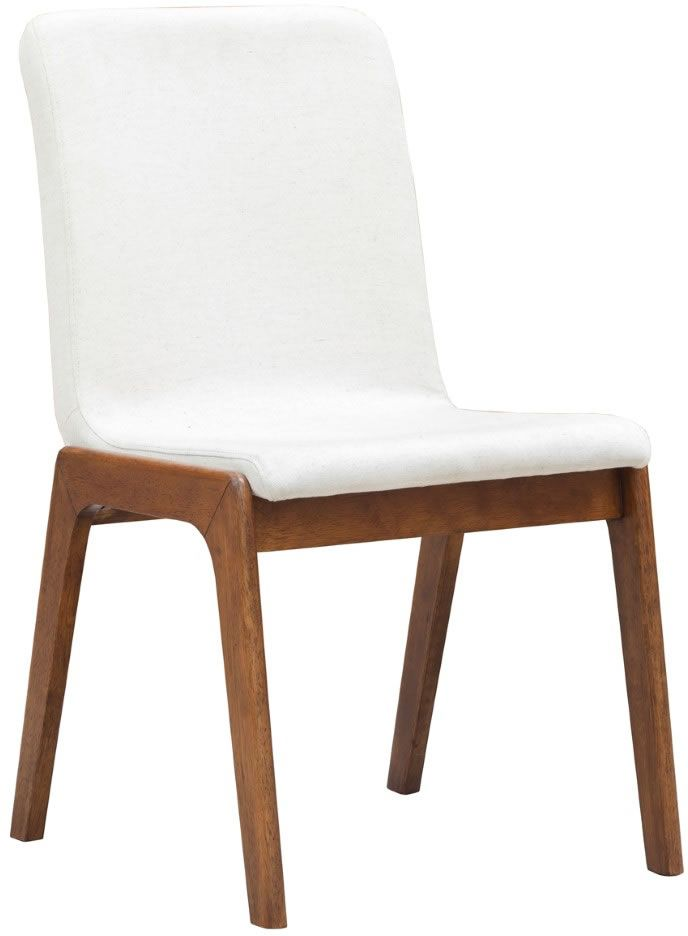 Dining Chair Set Of 2 Remix Dining Chair Set Of 2 Cream