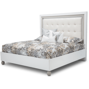 California King Platform Bed (3 pc)
