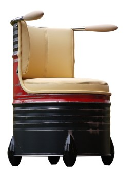 Frank Olsson Easy Chair Barrel