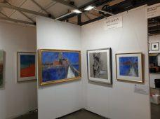 Viktoria Hallenius Affordable Art Fair Stand B9B Modern Gallery