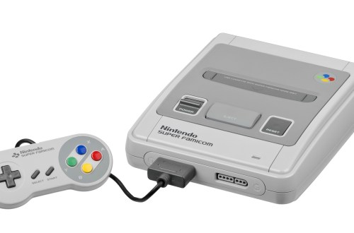 why the super nintendo mini is a great classic console to buy