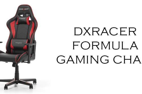dxracer formula gaming chair is the best for gaming or office use.