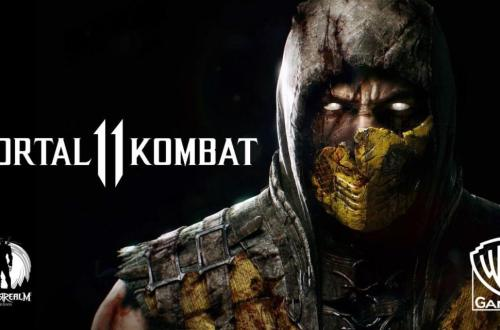 mortal kombat 11 game gaming