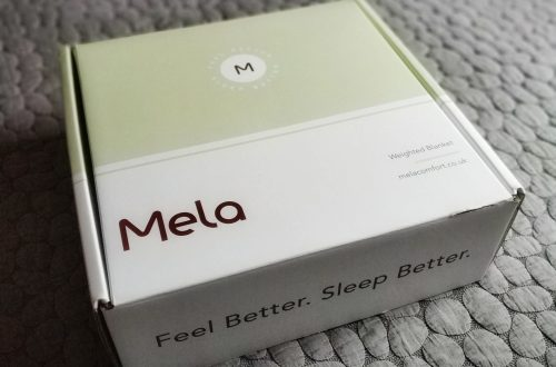mela weighted blanket adult home lifestyle anxiety sleep calm