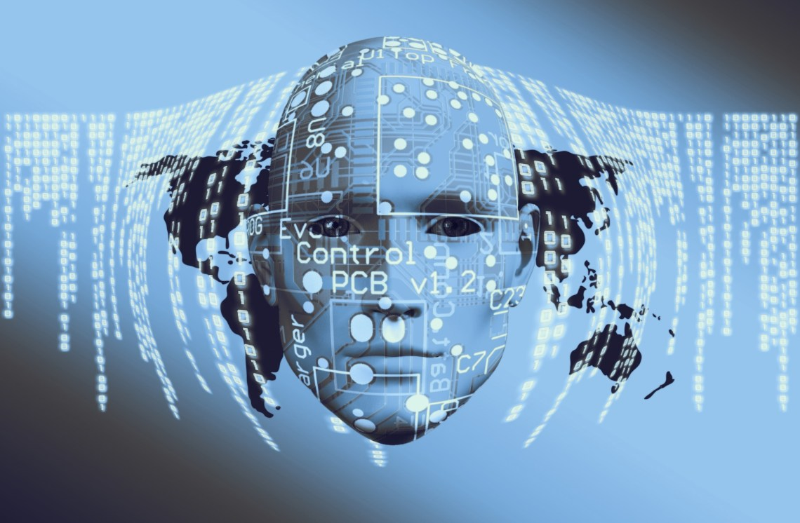 artificial intelligence in business technology AI