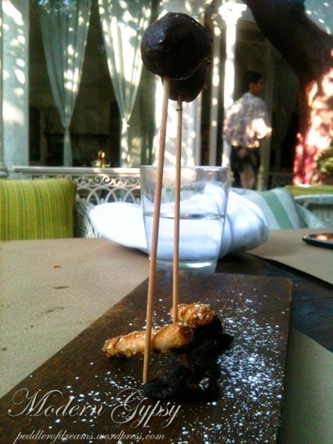 Petite Fours, Olive Bar and Kitchen, Delhi